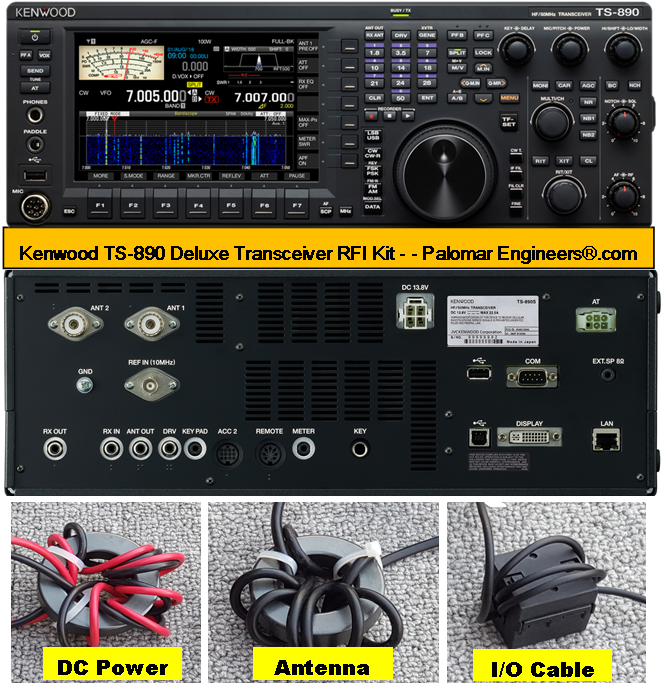 1812760020 - Transceiver RFI Kits