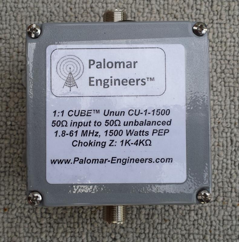 1828045072 - 1:1 CUBE™ Baluns/Ununs/Chokes