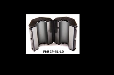 Ferrite Mini Snap On Combo Pack, Mix 31, RFI Range 1-300 MHz - 10 filters (3/8, 1/2, 3/4)
