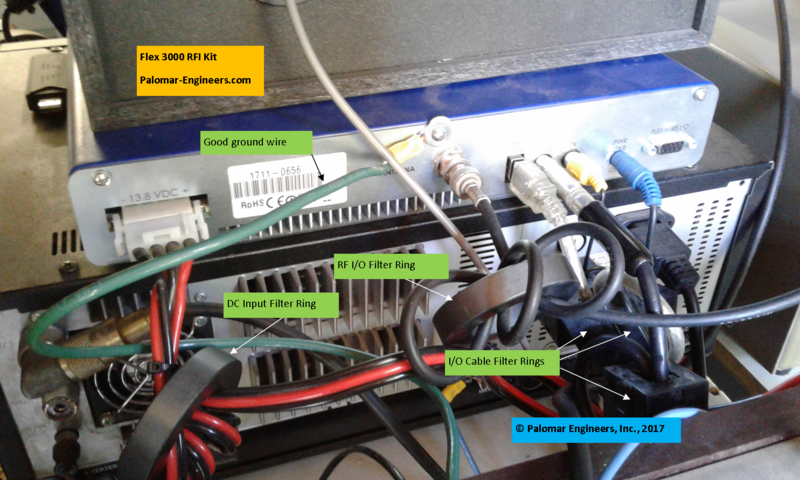 581498477 - Transceiver RFI Kits