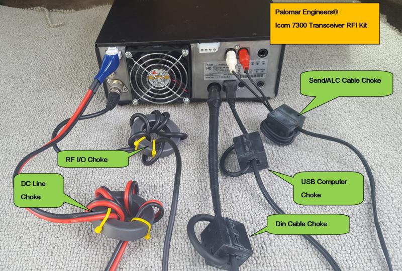 581498646 - Transceiver RFI Kits