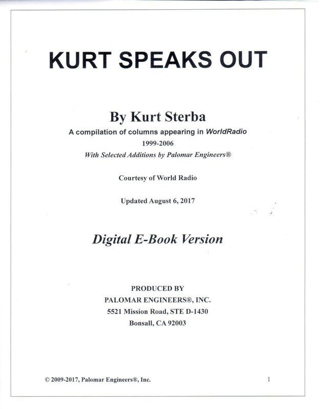 581498710 - Kurt Sterba's Korner