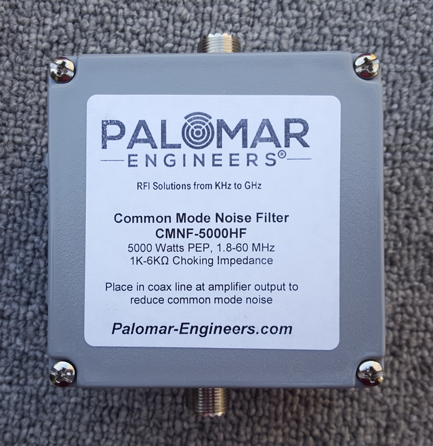 816294789 - Common Mode Noise Filter - Coax