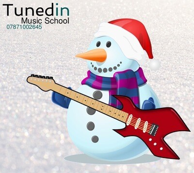 Introductory Christmas Voucher (4x30min lessons) Four lessons for £28!