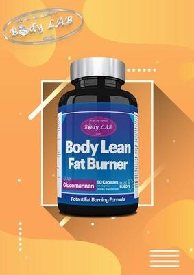 Body Lean – Фет Бърнър формула за отслабване