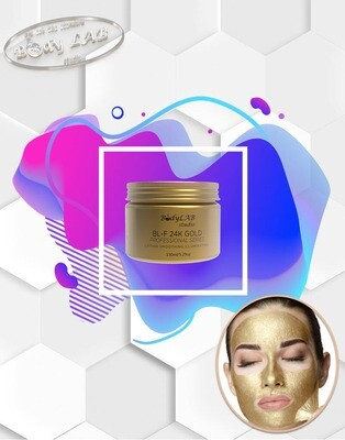 Златна маска за лице BL FACE GOLD 24k