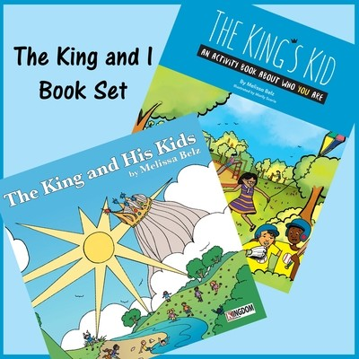 The King and I Book Set (2 books)