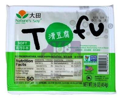 Nature's Soy Tofu 大田牌 盒装豆腐