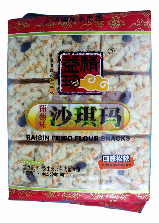 Fried Flour Snack 益精珍 沙琪玛