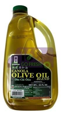 MOGAMI Canola Olive Oil 最上 橄榄油
