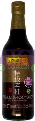 LKK Premium Dark Soy Sauce 李锦记 特级老抽