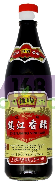 Black Vinegar 恒顺 镇江香醋