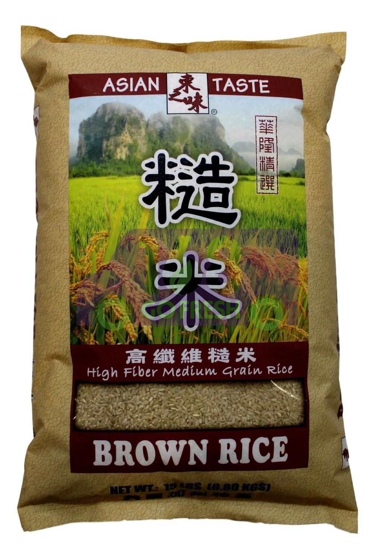 Asian Taste Brown Rice 东之味 糙米