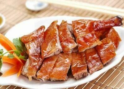 Roast Duck 烤鸭