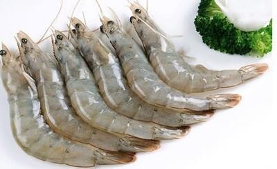 Head-on-Shrimp(30-40) (4lbs) 有头虾(30-40)(4磅)