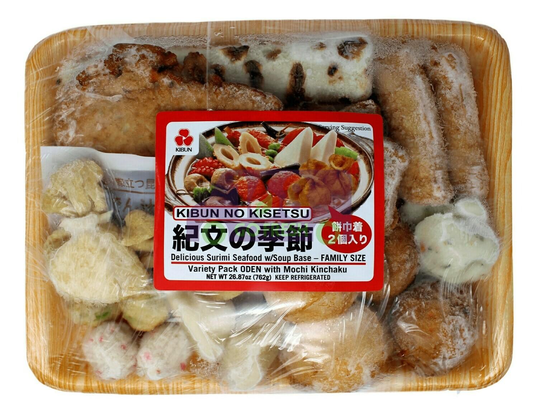Surimi Seafood w/ Soup Base 纪文の季節