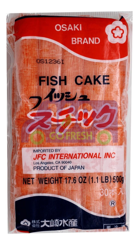 OSAKI Fish Cake OSAKI牌 蟹条