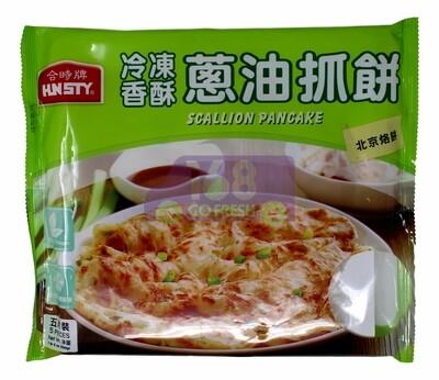 Hunsty Scallion Pancake 合时牌 冷冻香酥葱油抓饼