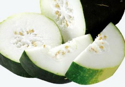 Winter Melon 冬瓜(每份 2.5 - 3.1磅)