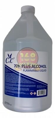 (ON SALE)70% Plus Alcohol  (特价) 70% 酒精