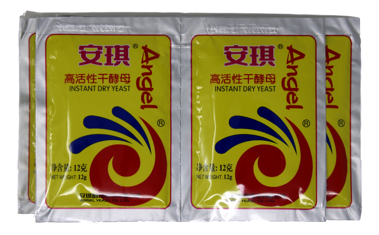 Instant Dry Yeast 安琪 高活性干酵母 12克x10包