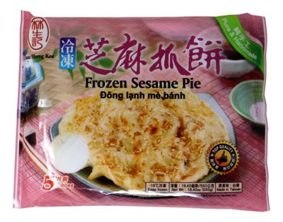 Lam Sheng Kee Sesame Pie 林生记芝麻抓饼