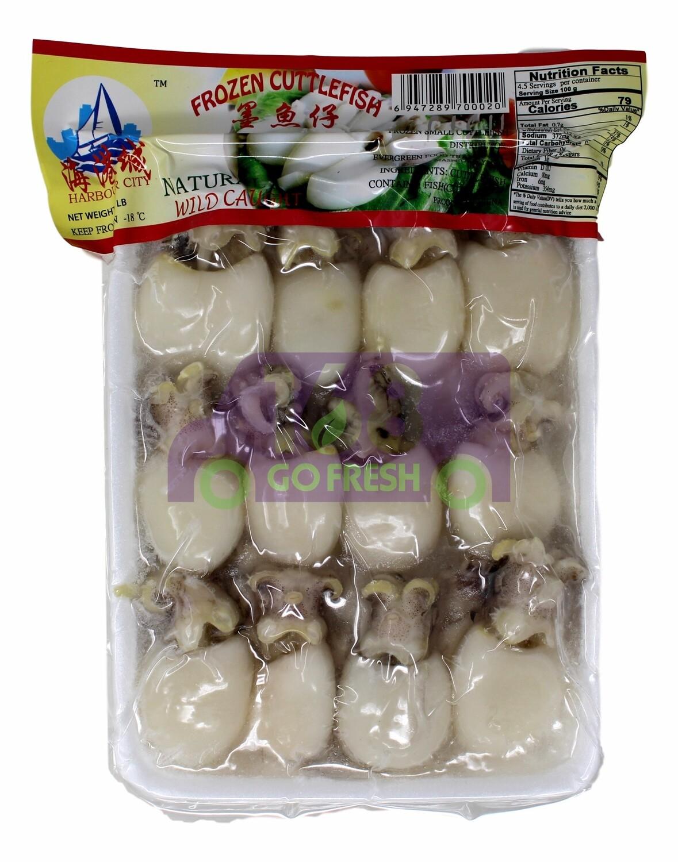 Frozen Cuttlefish 海港城 墨鱼仔