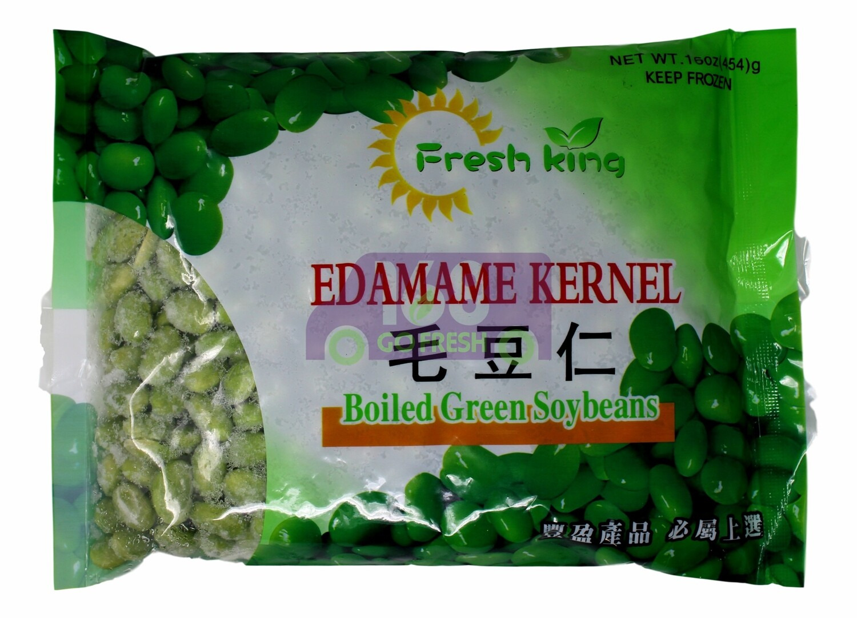 Fresh King Edamame Kernel 豐盈牌 毛豆仁