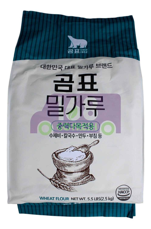 All Purple Wheat Flour 韩国北极熊多用途麦面粉
