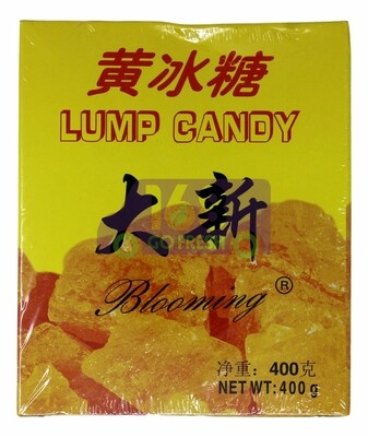 Lump Candy 大新黄冰糖