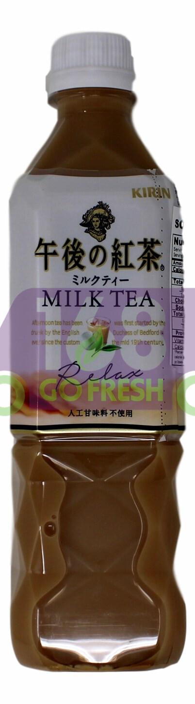 Kirin Milk Tea 麒麟 午后の红茶系列 奶茶