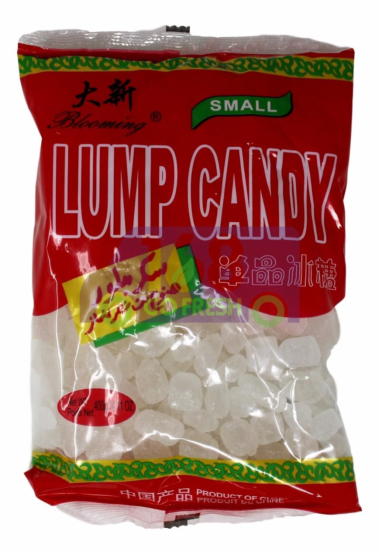 Small Lump Candy (White) 大新 单晶冰糖 (白)