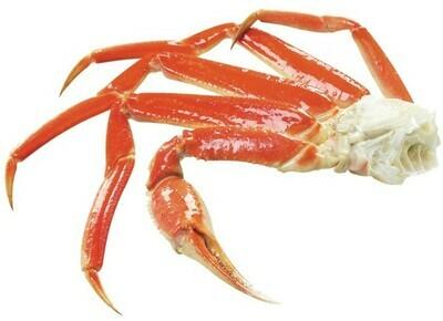 Snow Crab Legs(5-8) 阿拉斯加雪蟹腳(5-8)(1.8-2LB)