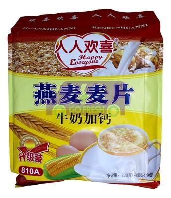 Happy Everyone Oatmeal 人人欢喜 燕麦麦片
