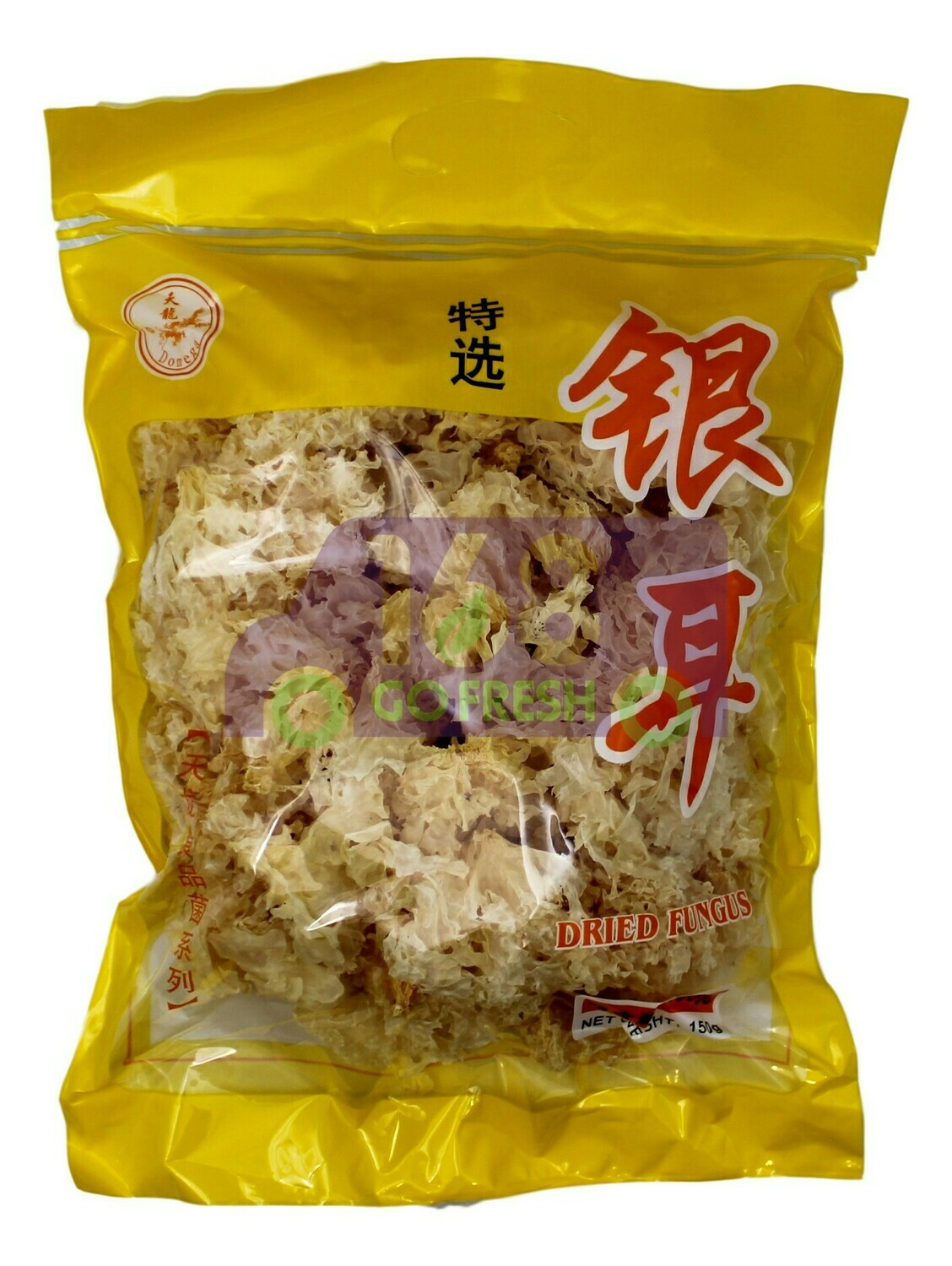 East Dragon Dried Fungus 东龙 特选银耳