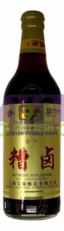 Superior Pickle Sauce 宝鼎天鱼 糟卤