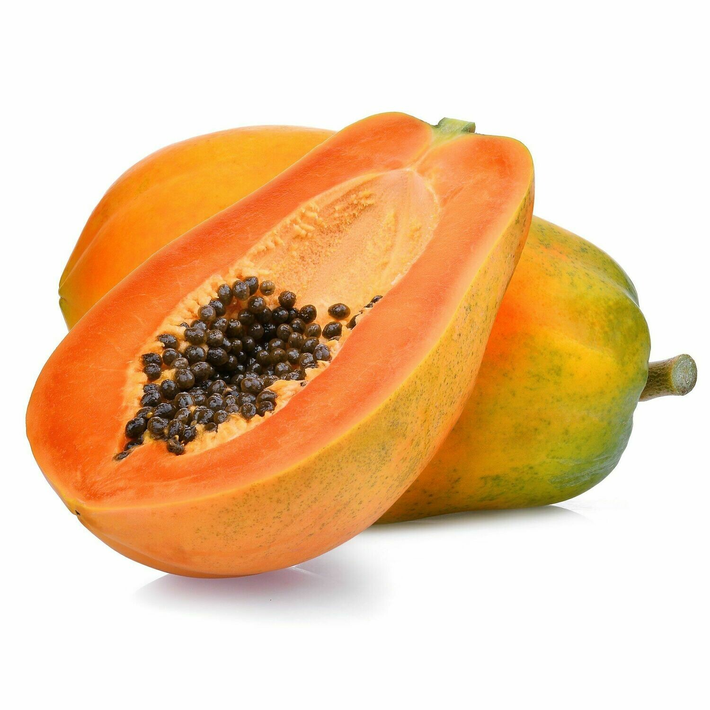Yellow Papaya (1 Count) 大黄木瓜 (1颗)约4Lb