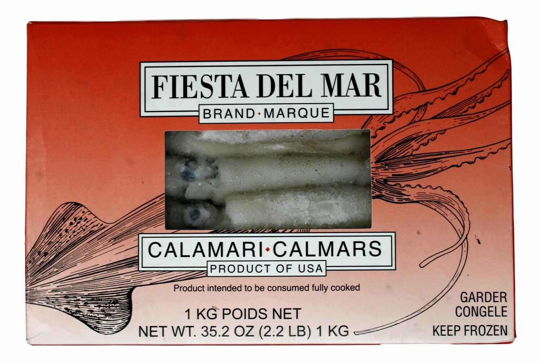 Fiesta Del Mar Calamari 加州鱿鱼