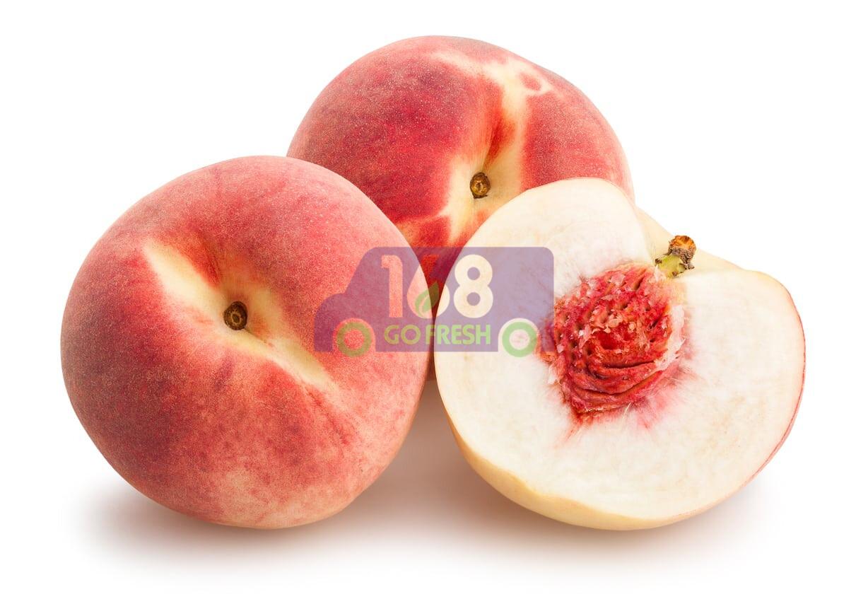 Fresh White Peach新鲜白桃  1.9-2.1LB