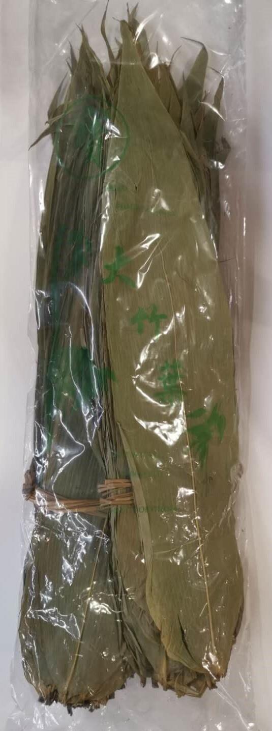 DRIED BAMBOO LEAVES 优质干竹叶/大粽叶
