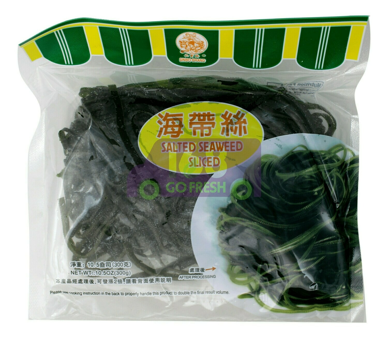 Salted Seaweed Sliced 仙宝牌 海带丝