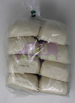 Homemade Steamed Flour Bun 手工白馒头