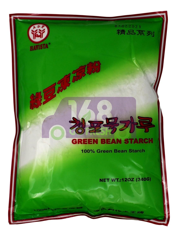 Green Bean Starch 五谷丰 绿豆冻凉粉