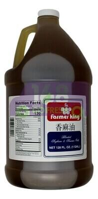 WEICHUAN SESAME OIL 味全香麻油(1GAL)