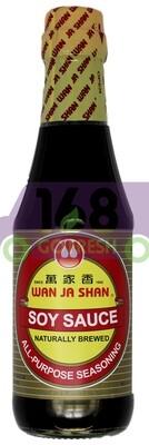 WAN JA SHAN SOY SAUCE 万家香原味酱油