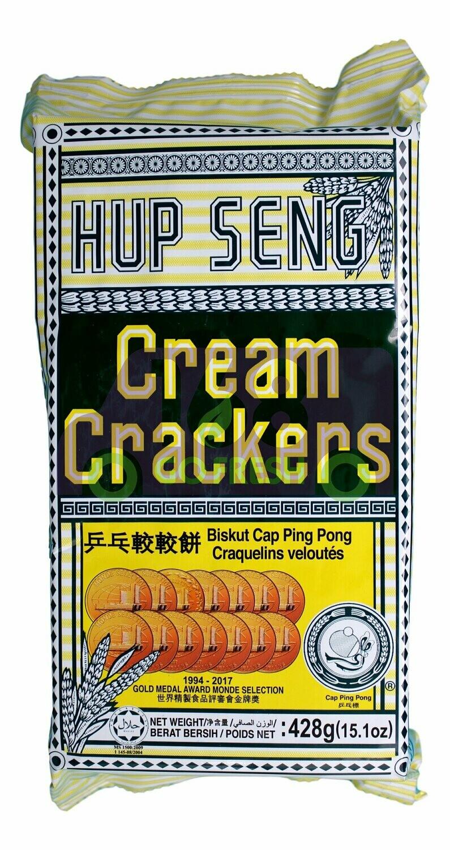 HUP SENG CRACKERS 乒乓饼干