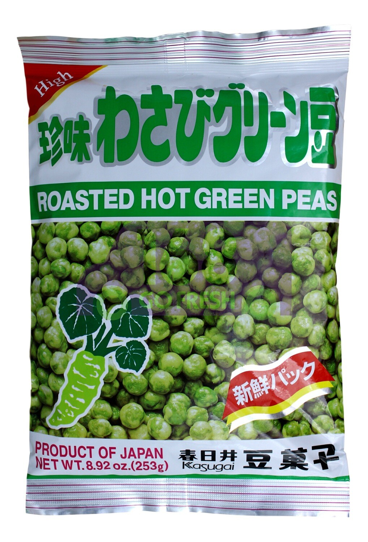 KASUGAI HOT GREEN PEA 春日井 辣烤青豆