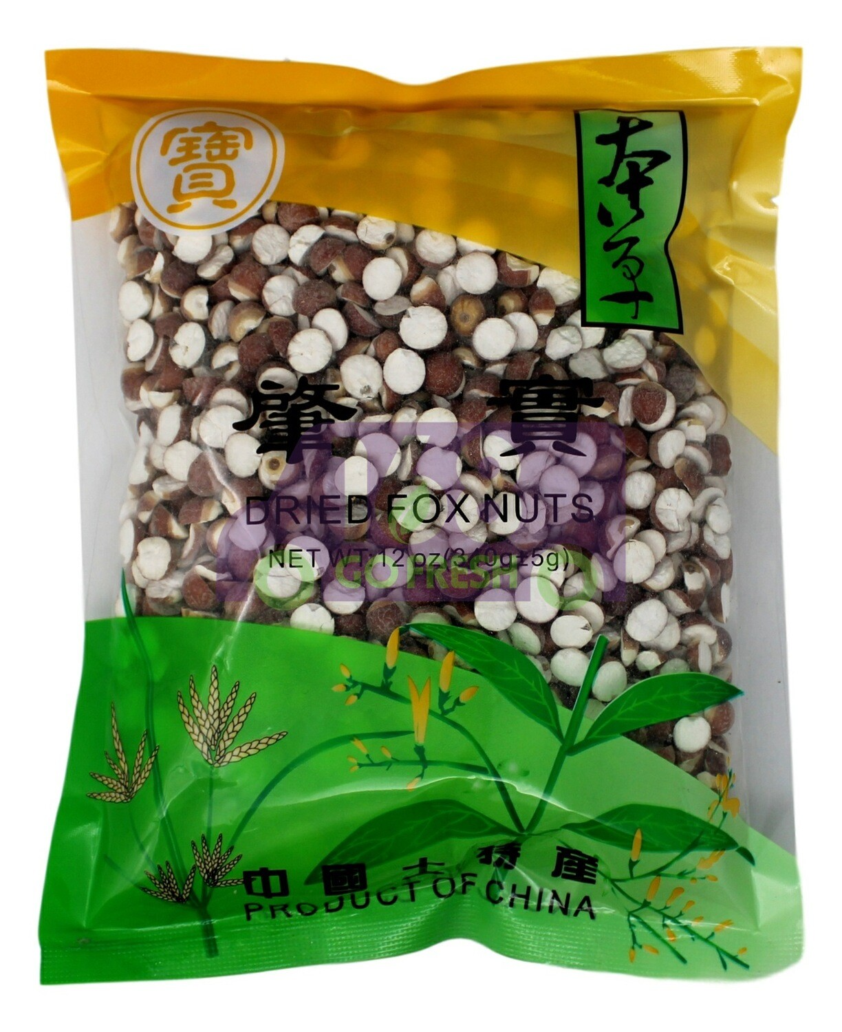 DRIED FOX NUTS 宝牌 肇实