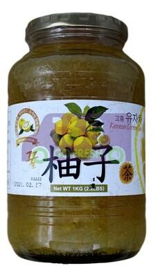 KOREAN CITRON HONEY TEA 韩国 柚子蜜茶
