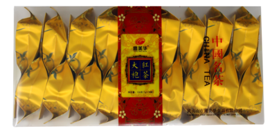 WUYI ROCK TEA 大红袍 武夷岩茶